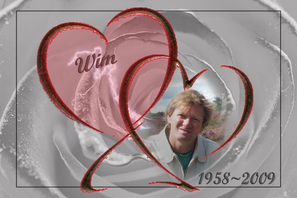 In Memoriam mijn broer Wim Huls