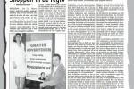 Interview in de krant