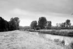 Landschap Zwart-Wit
