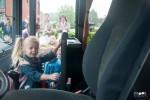 Eerste schoolreis van jongste spruit