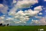 Groningse wolkenlucht